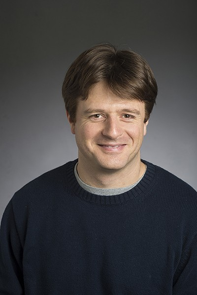 Dr. Raphael M. Flauger joins Department of Physics